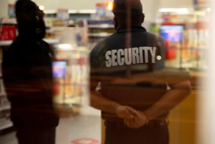 Security guard services in New Delhi